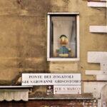 """Venezia - Il """"Soldado"""" senza spada: l'intoccabile giocattolo dei Veneziani"""