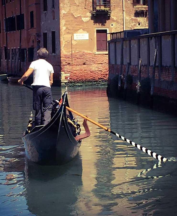 Venezia - Squero Tramontin - Gondole