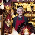 Venezia - Atelier Marega - Maschere veneziane e costumi storici: studio ed eleganza senza tempo