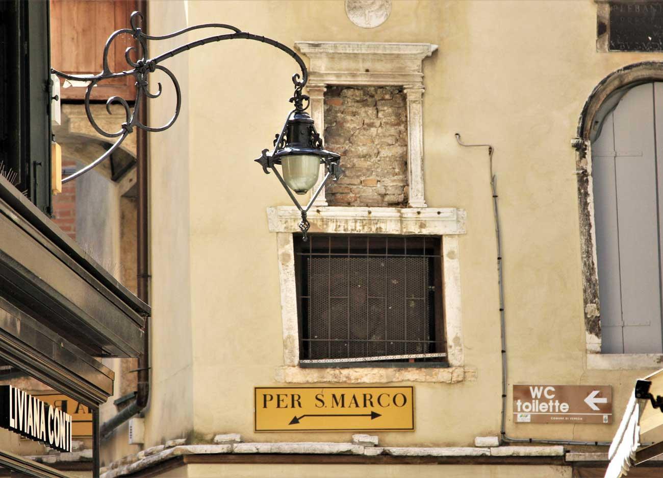 In Italia con Welcome Piemonte - Venezia - Dettagli del Centro Storico