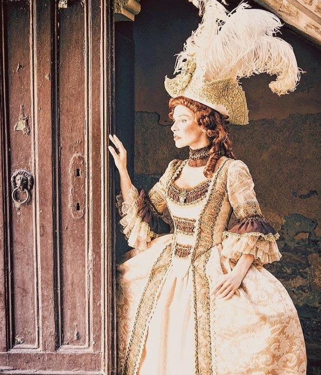 Venezia - Atelier Marega - Dettagli Costume